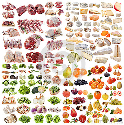 Free Large Group Of Food Stock Images - 31540584