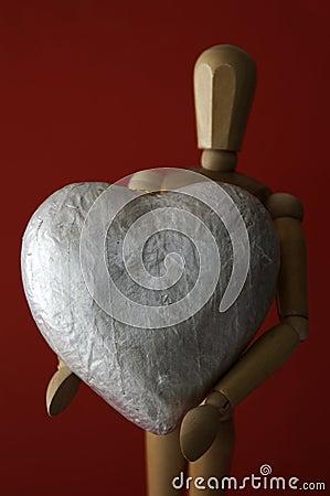 Free Large Heart Stock Image - 474531
