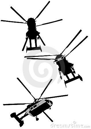 Large helicopters