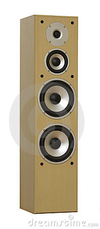 Large Hi End speakers