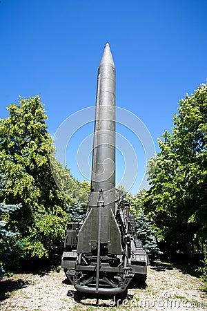 Large missile
