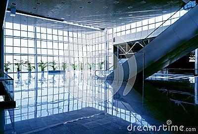 Large modern hall