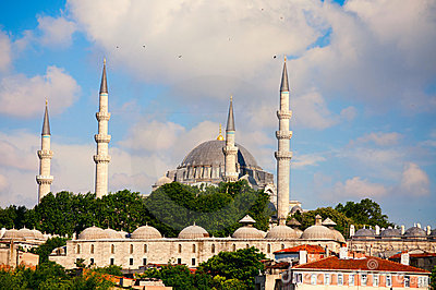 Large mosque, Istanbul