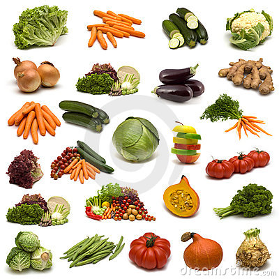 Free Large Page Of Vegetables Stock Photos - 3605543