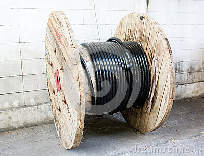 Large roll wire