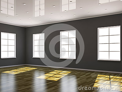 A large room