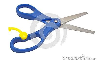 Large scissors