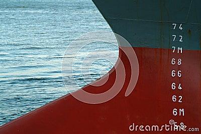 Large Ship bow