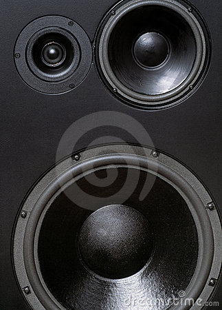 Large studio loudspeakers