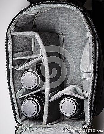Large Travel Camera Bag