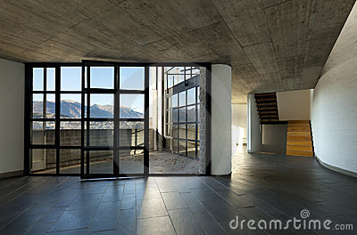 large window with panoramic view,interior