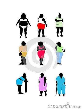 Large women