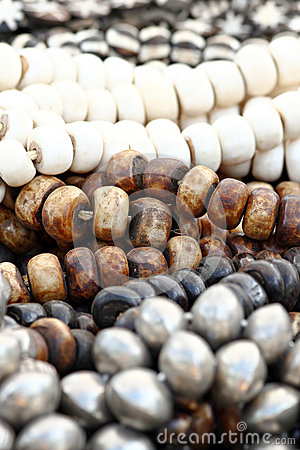 Large Wooden Beads
