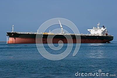 Larger tanker ship
