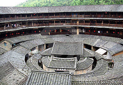 The largest Storied Building of Fujian