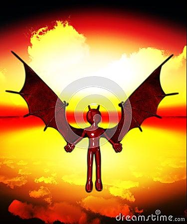 Las alas del mal