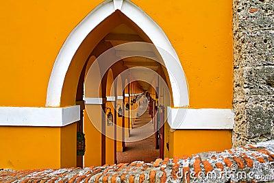 Las Bovedas, Cartagena de Indias, Colombia