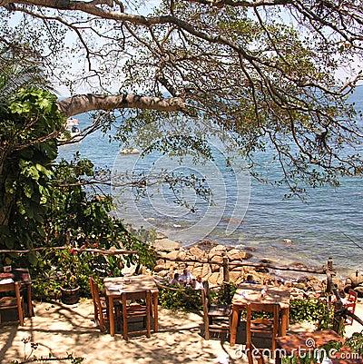Las Caletas beach