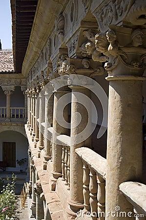 Las Dueñas. Salamanca, Spain