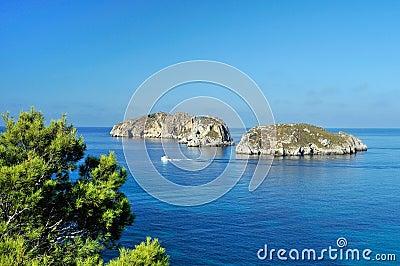 Las Malgrat Islands