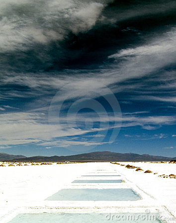 Free Las Salinas Grandes Royalty Free Stock Photography - 5014147