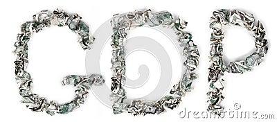 GDP - Cuentas prensadas 100$