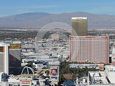 Las Vegas Editorial Image