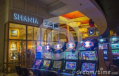 Las Vegas , Ceasars Palace Editorial Stock Image