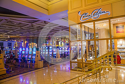 Las Vegas , Ceasars Palace Editorial Photography