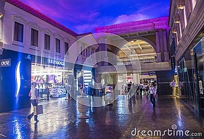 Las Vegas , Ceasars Palace Editorial Image
