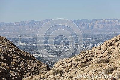 Las Vegas Editorial Mountain View Editorial Photography