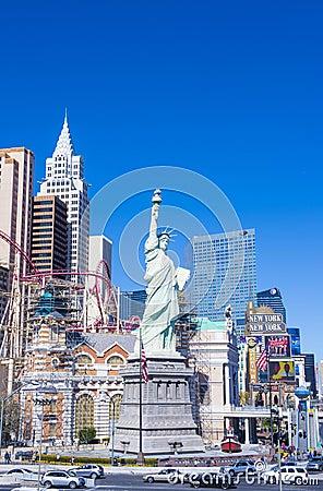 Las Vegas Editorial Photography