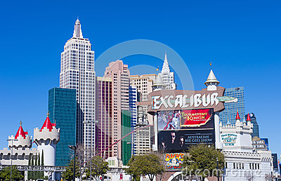 Las Vegas Editorial Photography