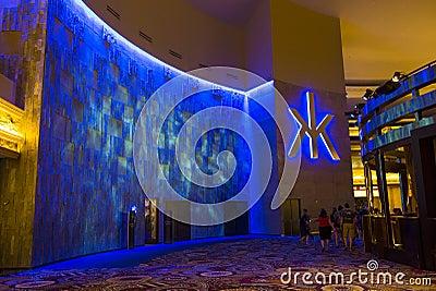 Las Vegas , Hakkasan Night club Editorial Image