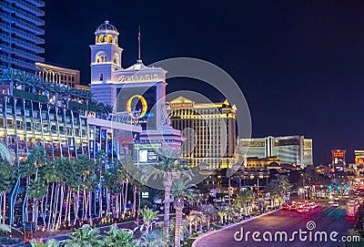 Las Vegas Editorial Photo