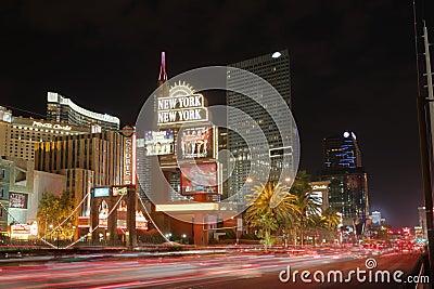Las Vegas in Motion