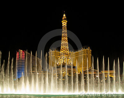 Las Vegas, Nevada Editorial Photo