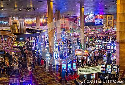 Las Vegas , New York Editorial Image