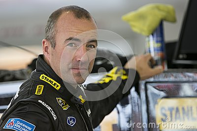 NASCAR: Marcos Ambrose Stock Photos - Image: 29724333