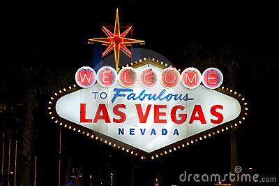 Las Vegas powitanie