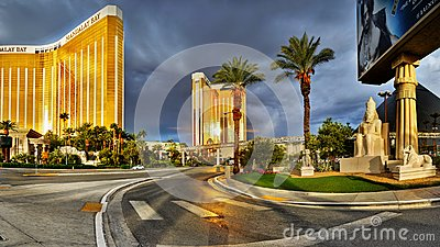 Las Vegas Strip, Mandalay Bay Hotel Casino
