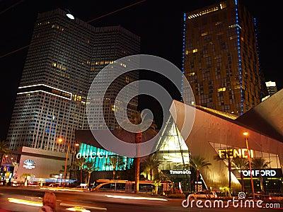 Las Vegas Strip2 Editorial Photo