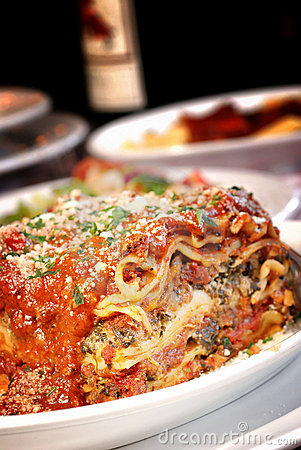 Free Lasagna Stock Photography - 11059602