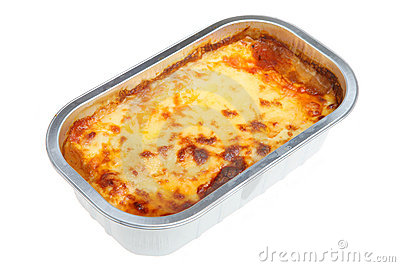 Lasagna Ready Meal