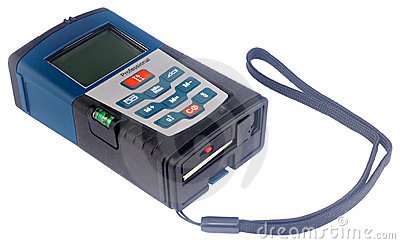 Laser range-finder