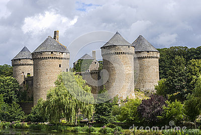 Lassay-les-Chateaux Royalty Free Stock Images - Image ...