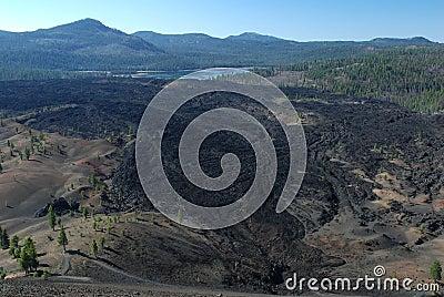 Lassen Volcanic, California, USA