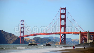 Lasso di tempo golden gate bridge San Francisco