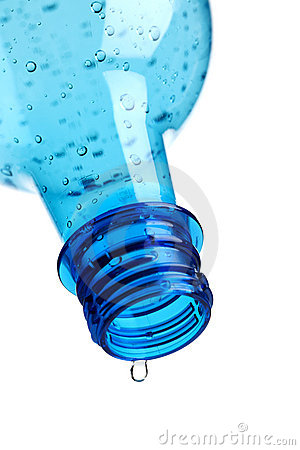 Free Last Drop From A Bottle Stock Images - 18892604