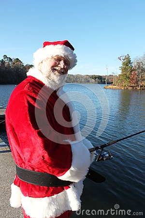 Last Fishing Break Before the Rush For Santa